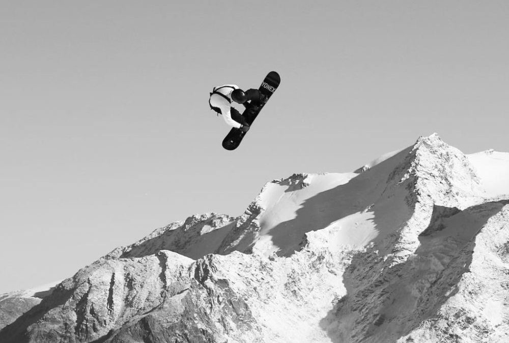 Max Eberhardt: The Ex-Pro Snowboarder Making Music With Drake