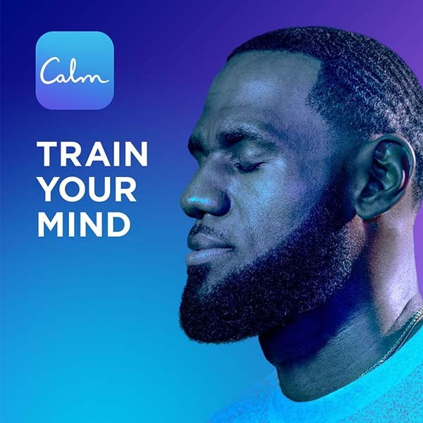 lebron james meditation